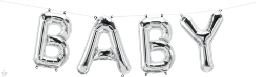 Baby Kit 16 in - Silver