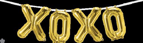 XOXO Kit 16 in - Gold