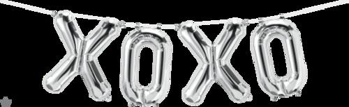 XOXO Kit 16 in - Silver