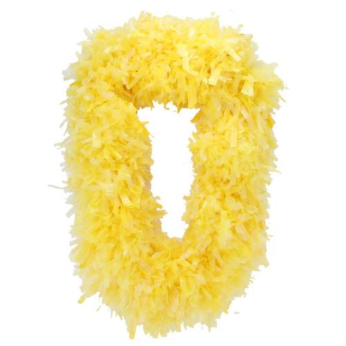 Big Island Yellow Poly Lei