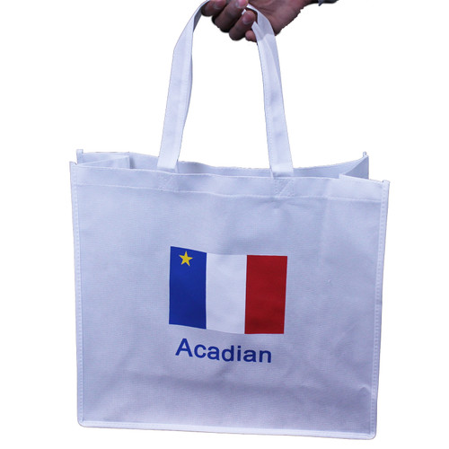 Acadian Nonwoven Tote Bags