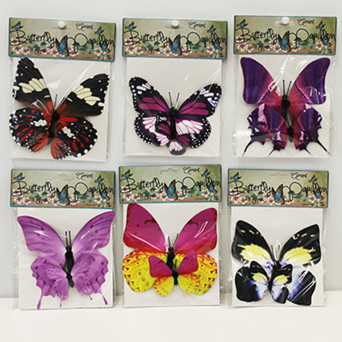 Butterfly Magnet 2 Pack