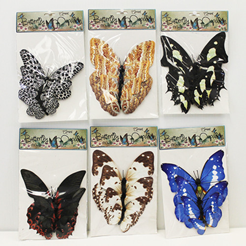 Butterfly Magnet 4 Pack