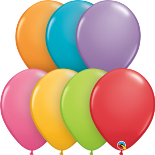 "Festive  Assortment 11"" Latex Balloon"