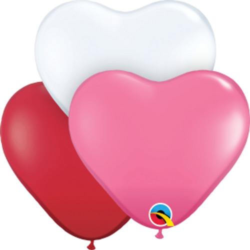"Love  Assortment 11"" Latex Balloon"