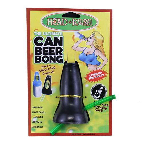 Beer Can Beer Bong