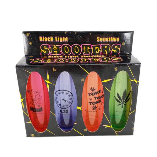 Black Light Shooters 4PK