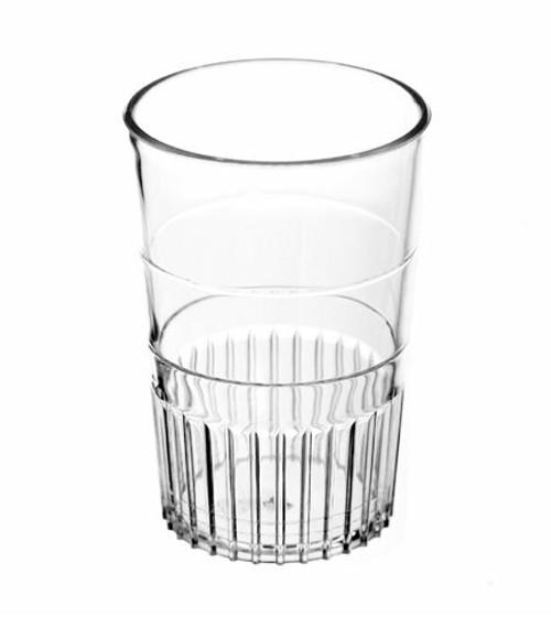 Clear Plastic Shot Glasses 2 OZ - 10 PK