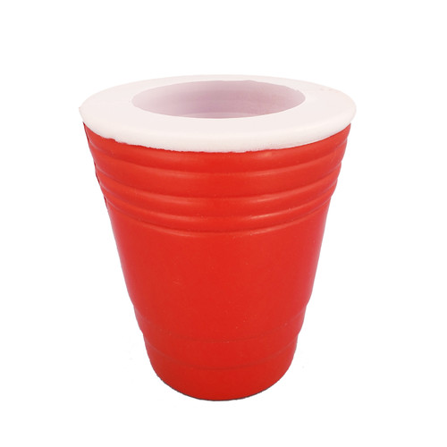 Foam Red Cup Can/Bottle Holder