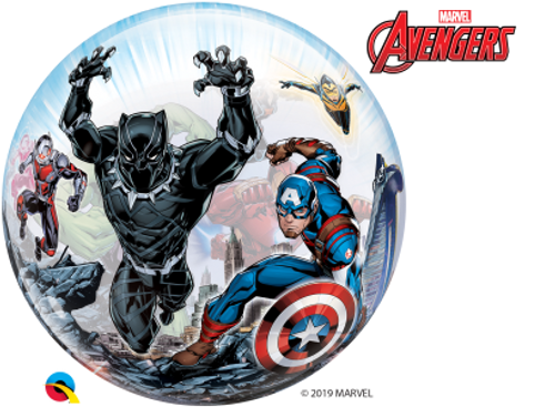 "Marvel's Avengers Classic 22"" Bubble Balloon"