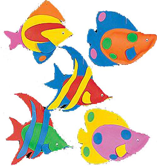 Foam Fish Decoration