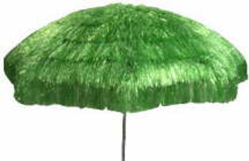 Tiki Green Umbrella
