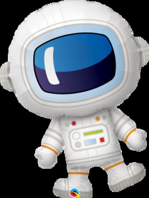 """Adorable Astronaut 37"""" Foil Balloon"""