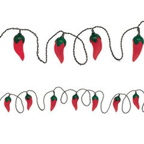 Chili Pepper String Light