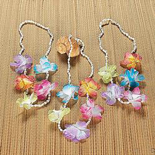 Shell & Flower Necklace