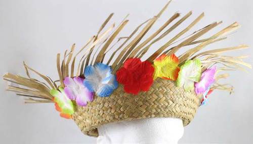 Beachcomber Hats w/ Flowers