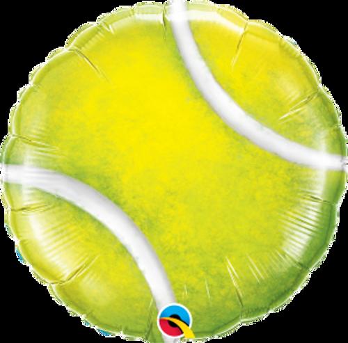 "Tennis Ball 18"" Foil Balloon"