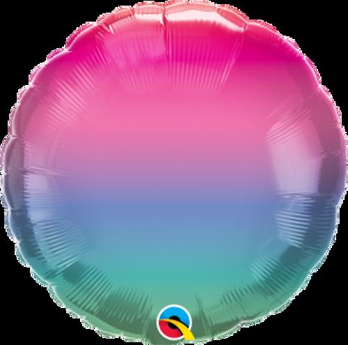 "Jewel Ombre 18"" Foil Balloon"