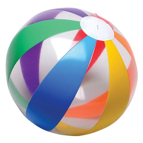 Clear Rainbow Ball Inflates