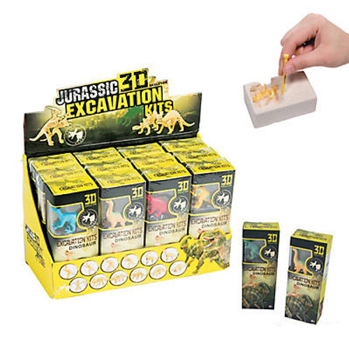 Dino Excavation Kits