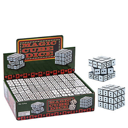 Dice Magic Cubes