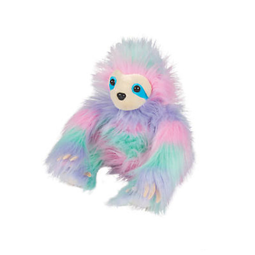 "10"" Sherman the Sherbert Stuffed Sloth"