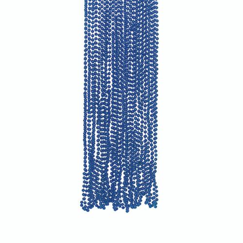 Blue Bead Necklace Bulk