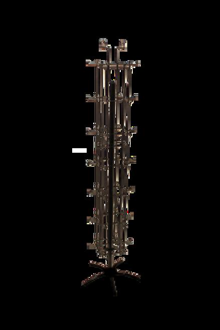 42 Peg Floor Spinner Rack (empty)