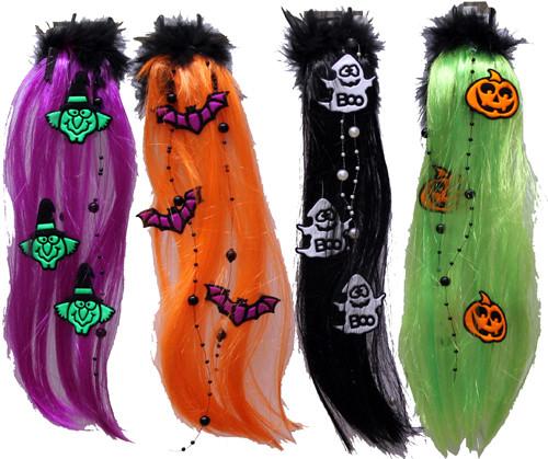 Halloween Hair Clips