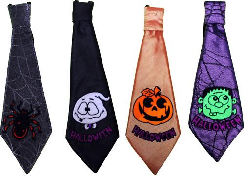 Novelty Halloween Ties
