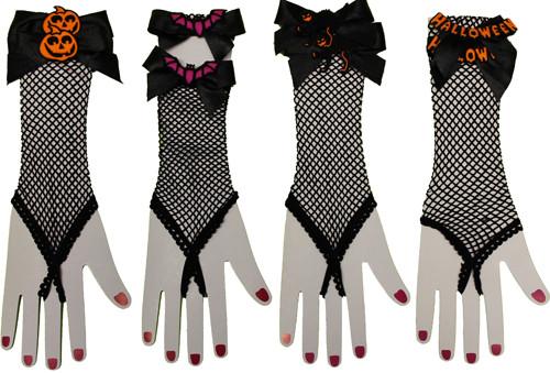 Novelty Halloween Gloves 2 Pack