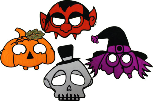 Halloween Eva Mask