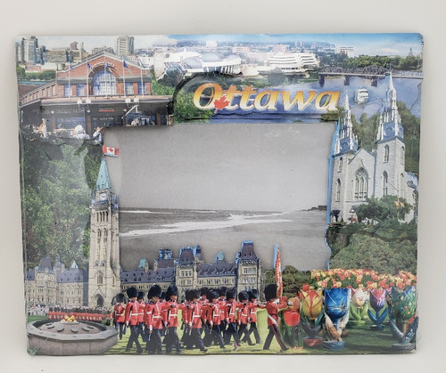 Ottawa 3D Picture Frame