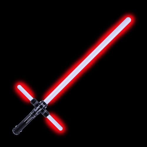 Light Up Flashing LED Cross Sword