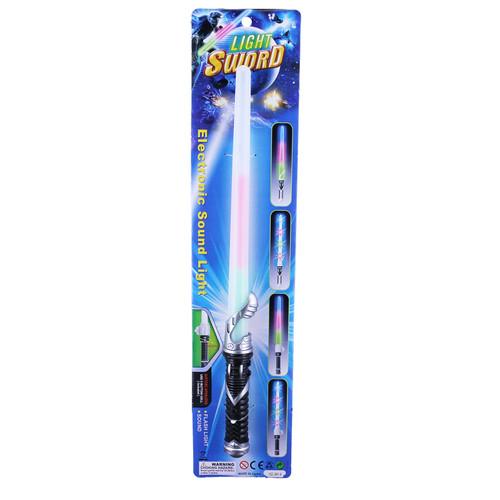 Light Up Flashing & Sound LED Saber Sword