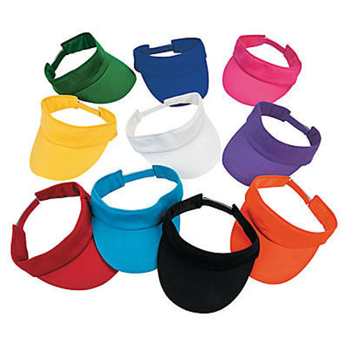 Bulk Bright Visor Assortment