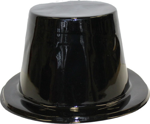 Black Top Hats