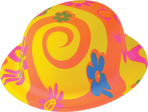Retro Derby Hat