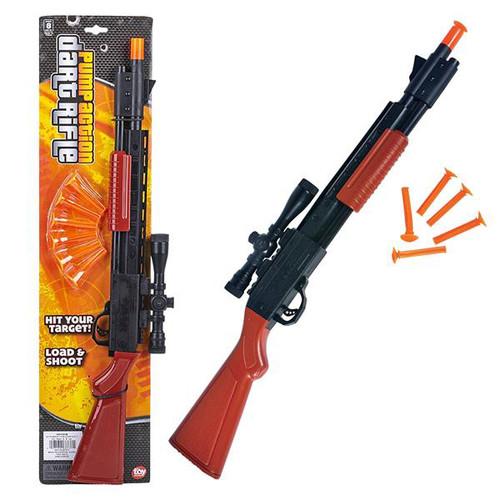 "25"" Pump Action Dart Rifle"