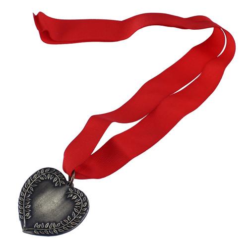 Heart Medallion Necklace