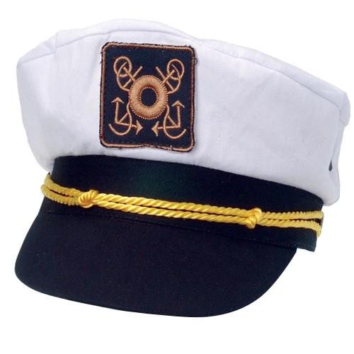 Captain's Yacht Cap