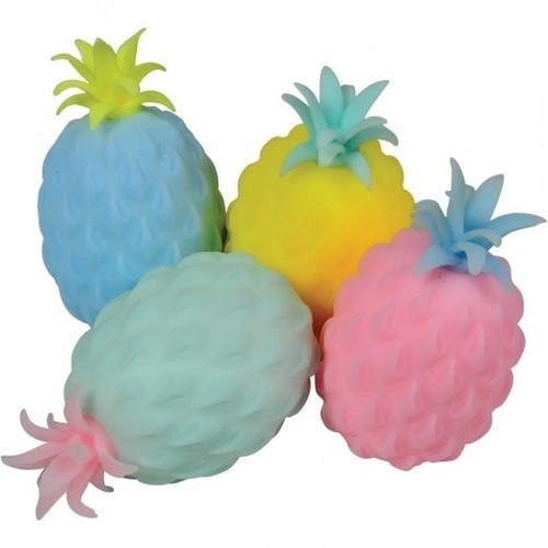 Smooshy Stress Pineapples