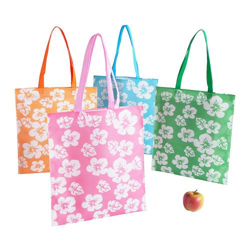 Hibiscus Tote Bags