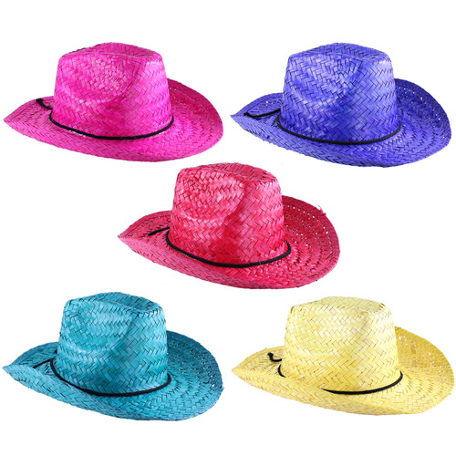 The Western Cowboy Hat is a classic. It is a great addition for any Cowboy costume.