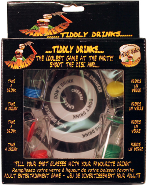 Tiddly Drinking Game