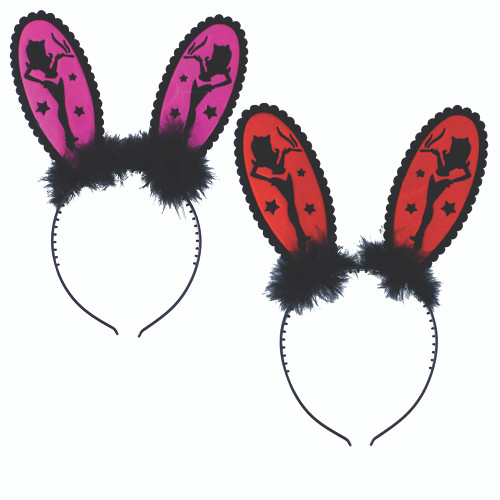 Party Girl Bunny Ears Headband