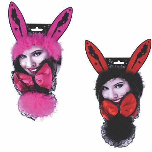 Party Girl Headband 3 PC Set