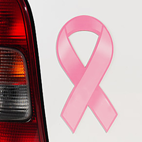 Breast Cancer Awareness Car Magnets