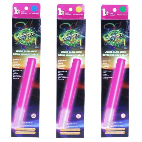 Glow Jumbo Concert Stick