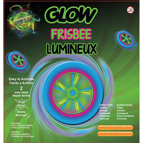 Glow Frisbee